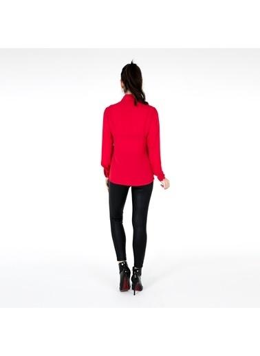 Modailgi Gömlek Kırmızı